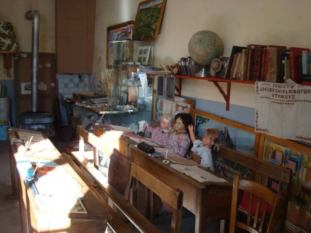 Musée d'Antan de Raclaz