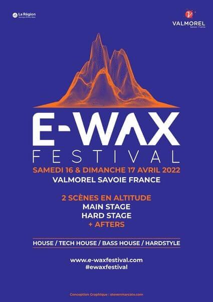 E-wax festival 2022