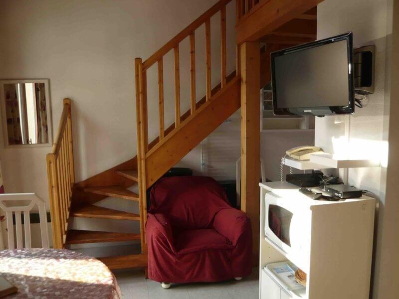 Les Eaux Claires -  Duplex 3 pièces 4 personnes - Agence des thermes