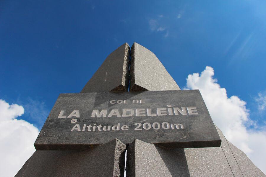 Col de la Madeleine, accessible depuis Valmorel