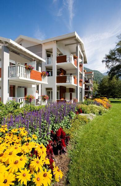 Suite hôtelière Radiana