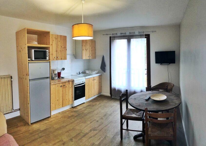 Gîte Angela  - Appartement 1 chambre - 3 personnes